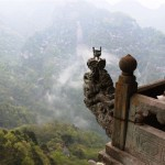 South Cliff temple Wudang