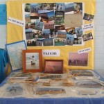 queensland-tai-chi-seminar-2008-09-Straddie-Display-Table