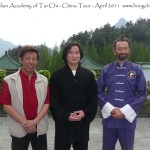 Masters at  Wudang