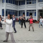 Tai Chi Training at Wudang