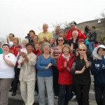 Tai Chi on The Great Wall