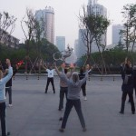 Group practise  Chengdu 1