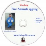 5 Animal DVD cover