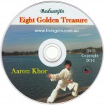 8 Treasures DVD cover